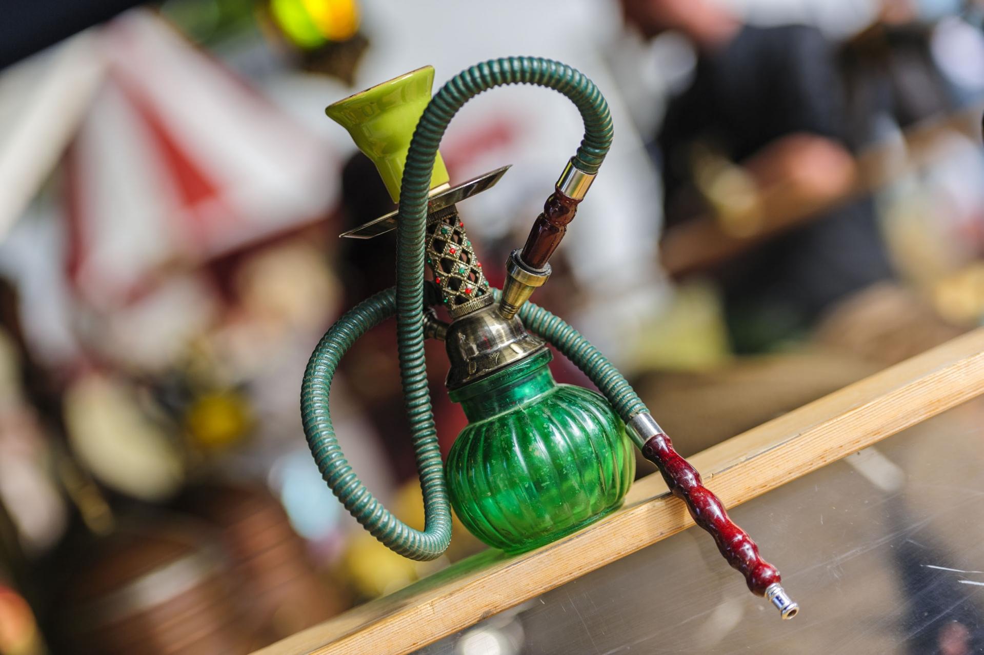 Wir haben alles für Wasserpfeifen. © Imaginis - Fotolia.com